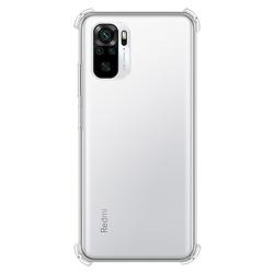 Imagem de Capa para Xiaomi Redmi Note 10 de TPU Anti Shock - Transparente