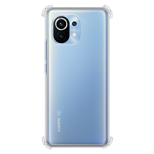 Imagem de Capa para Xiaomi MI 11 de TPU Anti Shock - Transparente