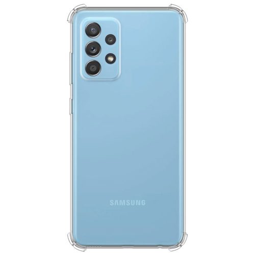 Imagem de Capa para Galaxy A32 4G de TPU Anti Shock - Transparente