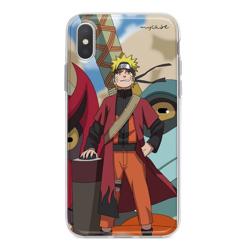 Imagem de Capa para celular - Naruto | Modo Sennin