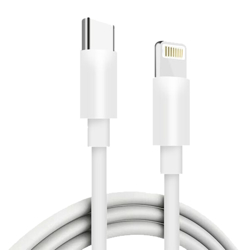Imagem de Cabo USB-C para iPhone Lightning